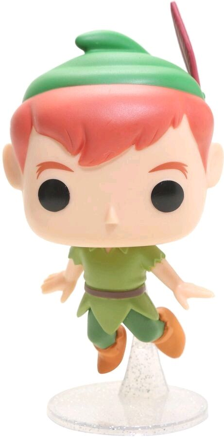 Peter Pan Fliegening POP - POP  Funko Exclusive   1
