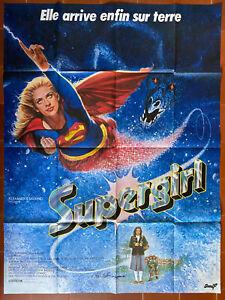 Plakat Supergirl Jeannot Szwarc Helen Slater Marvel Comics 120x160cm