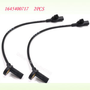 Details about 2X ABS Wheel Speed Sensor for Mercedes-Benz ML320 ML350 GL320  Rear Left / Right