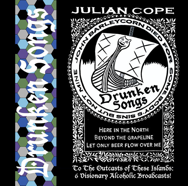 Cope Julian - Drunken Songs   CD Nuovo Sigillato