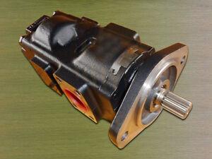 Pump main hydraulic 36/29 cc/rev - JCB 3CX 4CX Backhoe (Others Available)