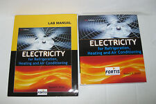 Electricity For Refrigeration Heating And Air Conditioning Book & Lab Manual