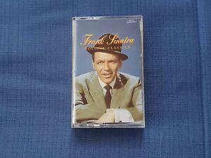 Frank Sinatra Holiday Classics Cassette 1993 MFG
