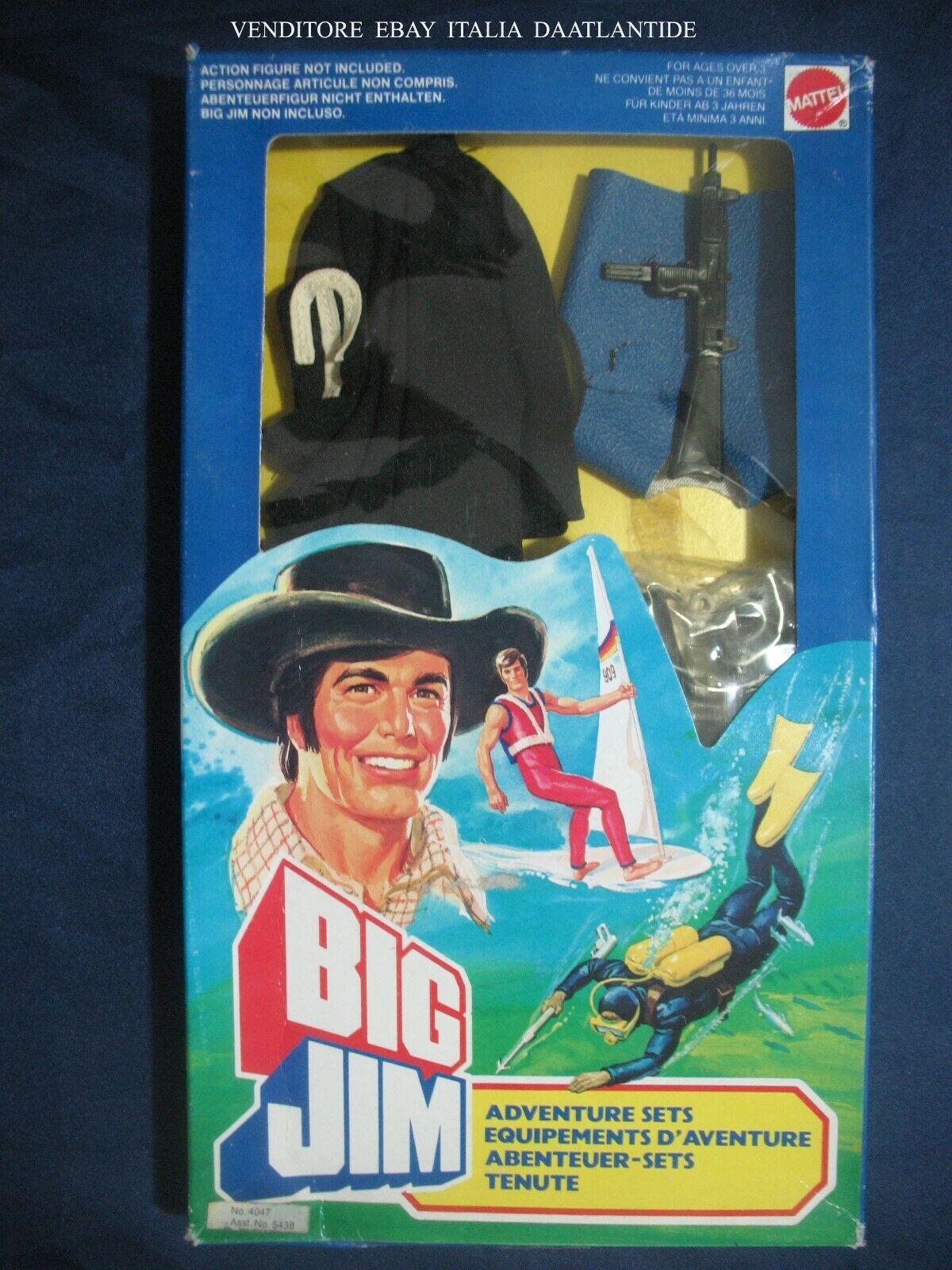 Big Jim 4047  Anti - terrorism 1982