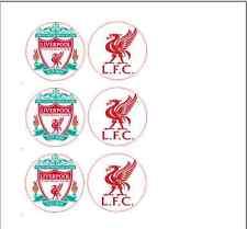 Liverpool Decorazioni per Cupcake 6 Scegli Design