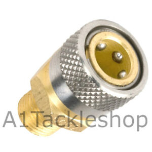 Paintball-HPA-Air-Tank-Filling-Adaptor-Connector-Forster-Foster-Fitting-FP2