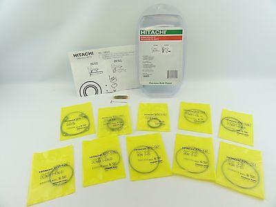 Hitachi #18002 New Genuine O-Ring Rebuild Kit for NT65A3 N3824A Finish Nailer