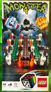 Lego Spiele 3837 Monster 4 Lego Gesellschaftsspiele Zum