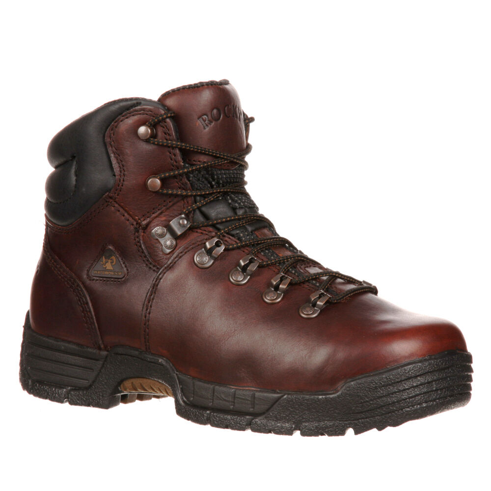 ROCKY MOBILITE STEEL TOE WATERPROOF WORK Stiefel 6114
