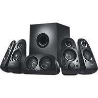 Logitech Z506 75-Watt RMS 5.1-Channel Surround-Sound Speaker System