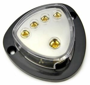 0-Gauge-Input-Distribution-Block-4-Gauge-Output-Car-Audio-In-Out-AWG-12-V-Power