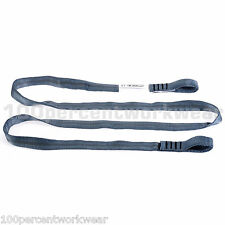 1 x Froment 1.5m LO031 Safety Fall Arrest Webbing Anchorage Lanyard Strap Loops