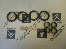 Genuine Ford Fiesta 1.4 Duratorq TDCI Copper Injector Washers  Bushes  Seals pug