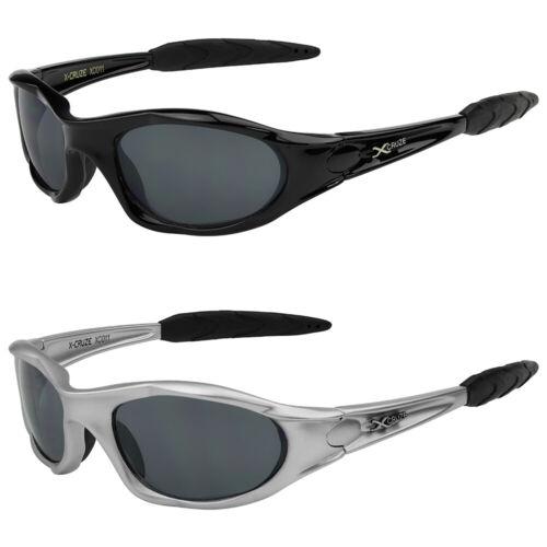 2er Pack X-CRUZE® Fahrradbrille Unisex Sonnenbrille Brille Herren Damen schwarz