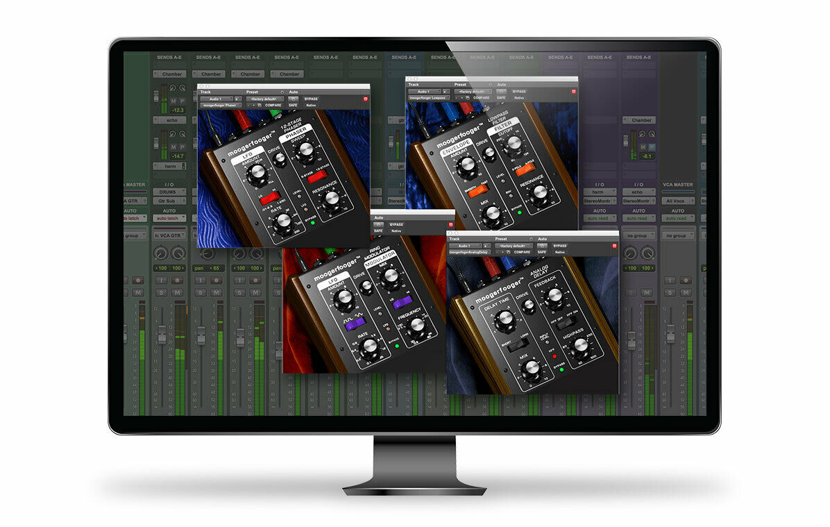 AVID BF BombFactory Bundle - 3 Activations Per License   (Pro Tools 10-2019)
