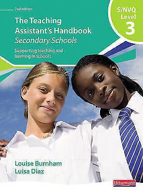 S/NVQ Level 3 Teaching Assistant's Handbook: Secondary Schools