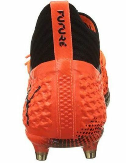 Puma Future 2.1 104812 Netfit Fg/AG Fußballschuhe 104812 2.1 02 schwarz Orange 9f9697