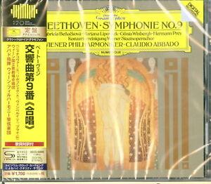 CLAUDIO-ABBADO-BEETHOVEN-SYMPHONY-NO-9-JAPAN-SHM-CD-D46