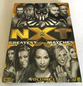 WWE-NXT-Greatest-Matches-Vol-1-DVD-Region-1-NEW-SEALED-Best-of-NXT-Wrestling