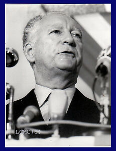 FOTOGRAFIA-PRESS-PHOTO-VINTAGE-1973-FRANCE-PREMIER-PIERRE-MESSMER