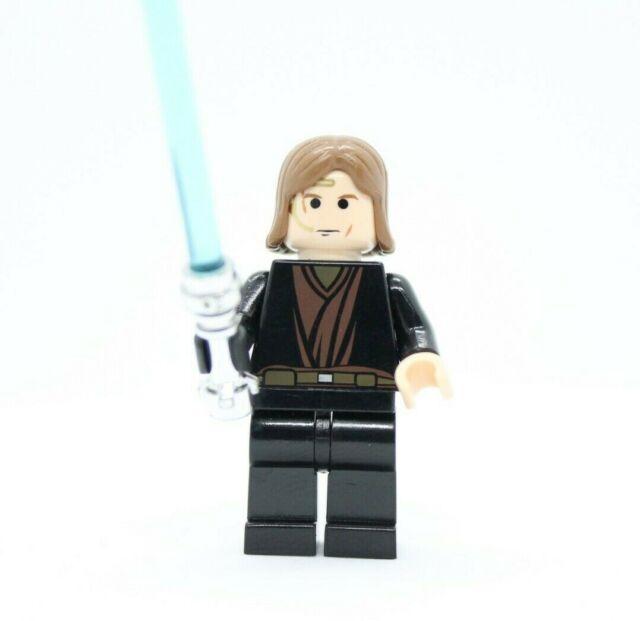 Aunthentic LEGO Star Wars Anakin Skywalker Minifigure sw263 8085 Parka Minifig