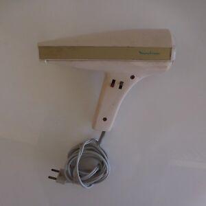 Hairdryer Hair Dryer Moulinex Sm2b Vintage 1960 Made In France Ebay