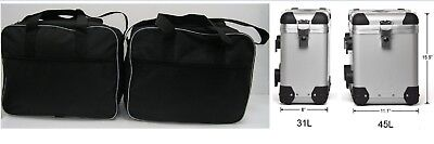 PANNIER INNER LINER BAGS LUGGAGE BAGSTO FIT TOURATECH ZEGA PRO CASES 31//45 LTR