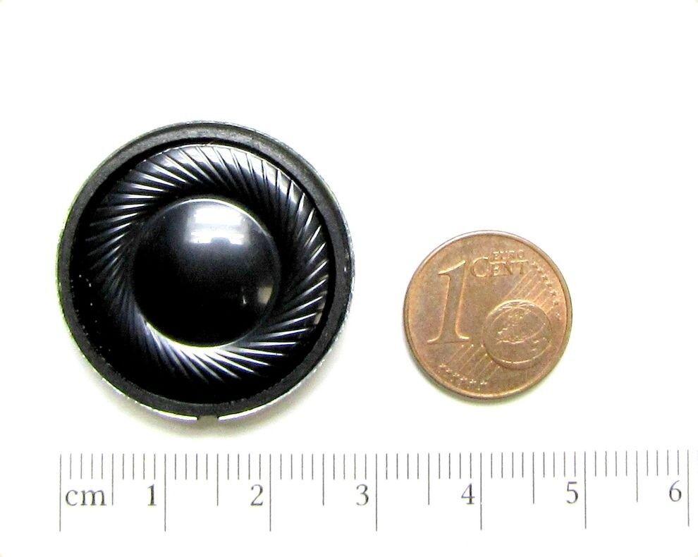 Ersatz-Lautsprecher 8 Ohm, 1 Watt z.B. für ROCO Modelle 1 87 Spur H0 - NEU  | Genialität