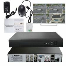 4CH 960H H.264 DVR 4 Channel Digital Video Recorder 1080P for Security Camera EM