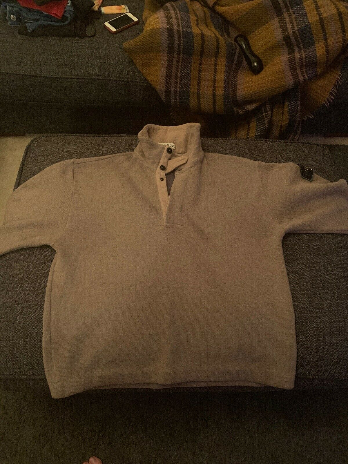Mens stone island jumper xl