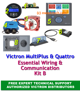 Details about Victron Energy Multiplus Quattro Off Grid Wiring and on