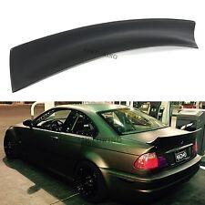 BMW E46 Rocket Bunny Rear Boot Lid Trunk Spoiler Ducktail Wing Lip 2 Door Coupe