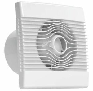 Badlufter Lufter Wandlufter Ventilator Wc Bad Kuche Leise O 100 120 150 Mm Ebay