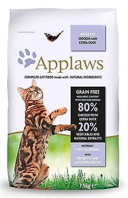 Applaws Cat Hühnchen mit Ente 7,5 kg