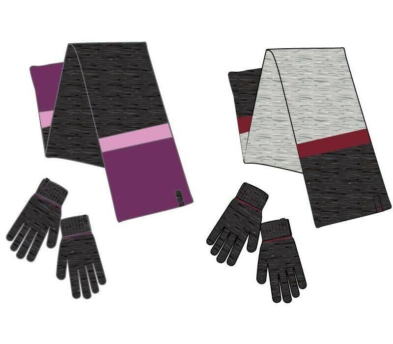 Puma Fundamentals Knit Set Scarf + Gloves 052580 Unisex