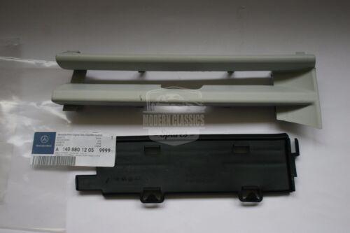 Genuine Mercedes-benz W140 500SEC 600SEC front bumper cover RH A14088012059999