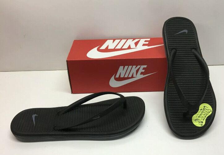 Nike Solarsoft Thong 2 Slides Flip