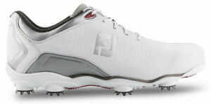 FootJoy-DNA-Helix-Golf-Shoes-Limited-Edition-53341-White-Silver-Men-039-s-New
