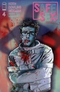 SFSX-Safe-Sex-4-IMAGE-COMICS-HORN-HICKMAN-1st-Print-2020-COVER-A