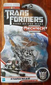Transformers Dark of the Moon Starscream - Ref 28741 - Neuve / New & Sealed