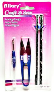 Allary Craft /& Sew Seam Ripper New