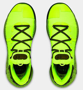 sneakers for cheap 455dd fb331 Details about New Under Armour Curry 6 Yellow 'Coy Fish' Men's Basketball  Shoes - Size 10