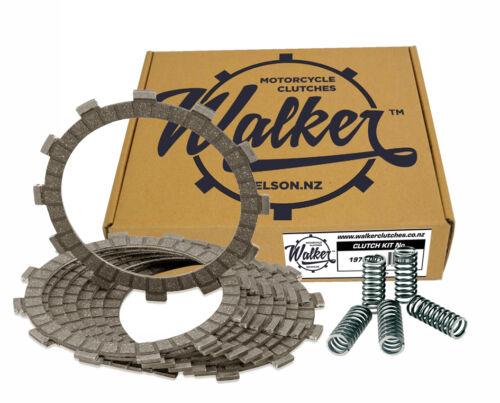 Walker Clutch Friction Plates /& Springs Kawasaki GPZ1100 A A1-A3 83-85