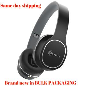 Soundpal Wireless Bluetooth Headphones Over Ear Headset New Bulk Packaging 854258005818 Ebay
