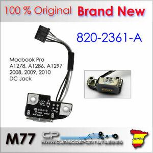 """1 Unidad 820-2361-a Power Jack Macbook Pro 15 17"""" A1278 A1286 A1297 Brand New 55qedikh-07231505-965493249"""