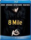 8 Mile WS Uncensored Bonus Features 2010 Blu-ray