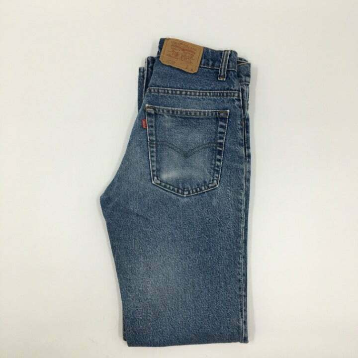 vintage levis 717-0217 made in USA - image 7