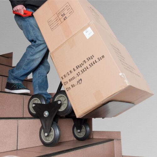 Professionnel Sac Diable Chariot de transport Lot chariot de escaliers caisse 150 kg