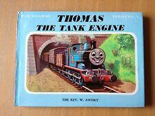 Thomas the Tank Engine by Rev W Awdry hardback in dust jacket published 1967