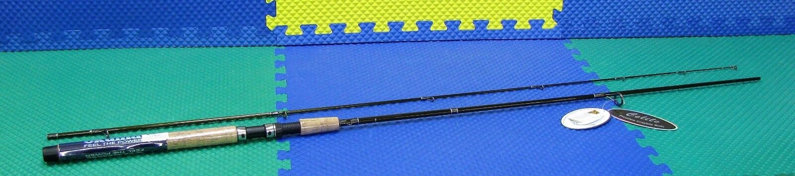 Okuma Celilo Premium Graphite Spinning Rod 8'6  2-Piece Medium Action CE-S-862Ma
